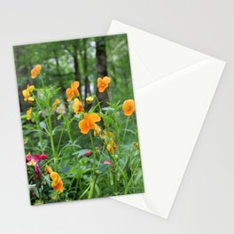 Colorful Medow Stationery Cards