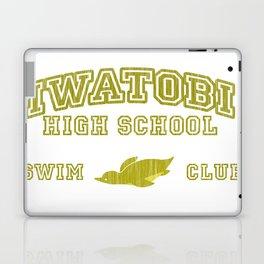 Iwatobi - Penguin Laptop & iPad Skin