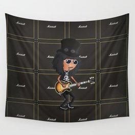Slash Wall Tapestry