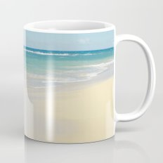Beach Love the Secret Heart of Wonder Mug