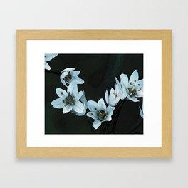 Flow (Detail) Framed Art Print