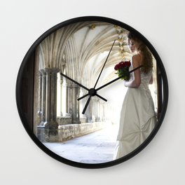 Before the Isle Wall Clock
