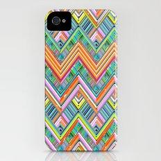 Chevron Neon Slim Case iPhone (4, 4s)