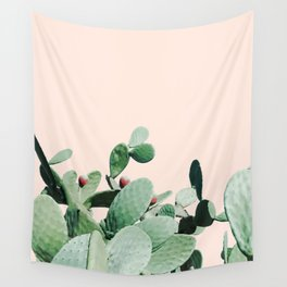 Cactus culture Wall Tapestry