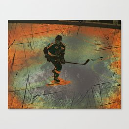 The Game Changer - Ice Hockey Tournament Canvas Print