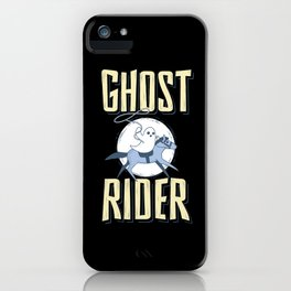 The Ghost Rider iPhone Case