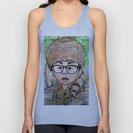 San Moonrise Kingdom Unisex Tank Top