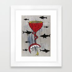 PC's Collectibles 6 Framed Art Print