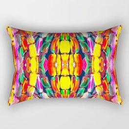 New Watermelon Sugarcane Pattern Rectangular Pillow