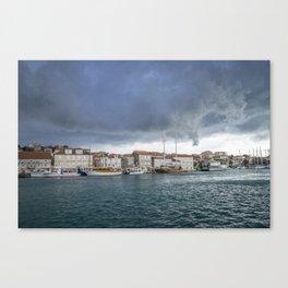 Trogir 1.3 Canvas Print