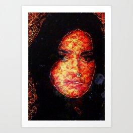 cruz Art Print