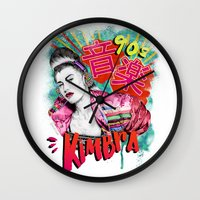 90s Wall Clocks featuring Kimbra 90s Music by Daniel Cash