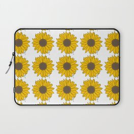 Sunflower Power Laptop Sleeve