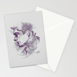 Dean Winchester   Firewall Stationery Cards