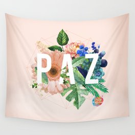 Paz Wall Tapestry