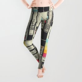 VHS II Leggings