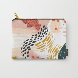Artistic brush-strokes Carry-All Pouch