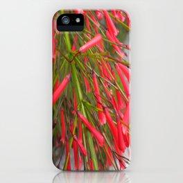 Matchstick iPhone Case