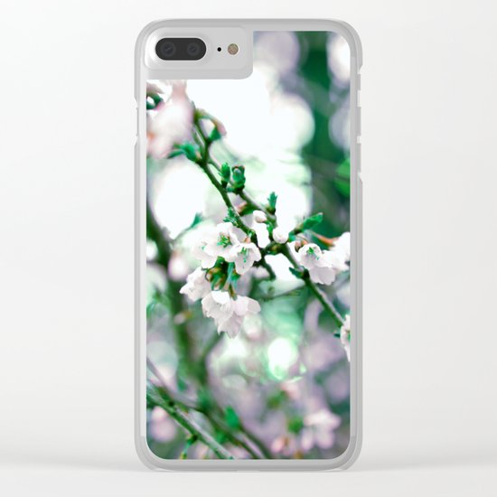 #62 Clear iPhone Case