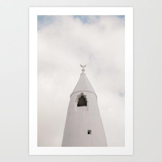 Sky Church by vkdarling