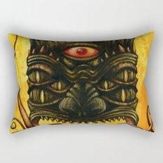 LovecrafTiki Rectangular Pillow