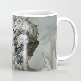 Thunder Werewolf Coffee Mug