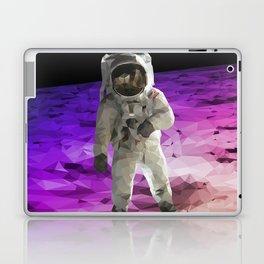 Astronaut Low Poly Laptop & iPad Skin