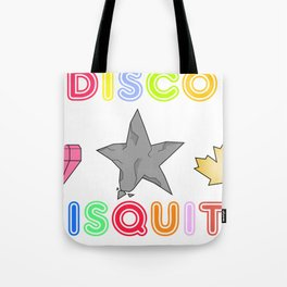Disco Biscuits 2 Tote Bag