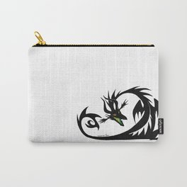 Dragon Ink Green Carry-All Pouch