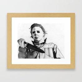 Michael's Home Framed Art Print