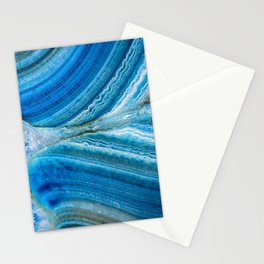 Blue Ribbon agate 2973 Stationery Cards