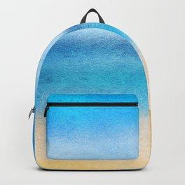 Tropical Sea #4 Backpack