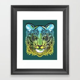 Nocturnal Predator Framed Art Print