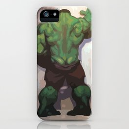 Big Hulk iPhone Case