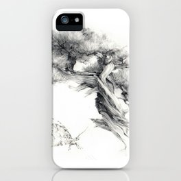 Penjing & Psyche iPhone Case