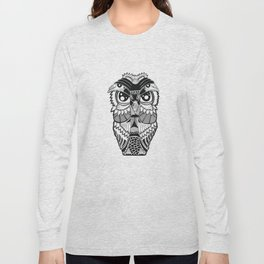 Wise Owl Long Sleeve T-shirt