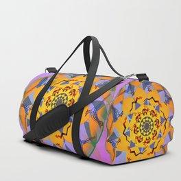 Animal Mandala Duffle Bag