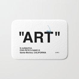 """""""ART"""" Bath Mat"""