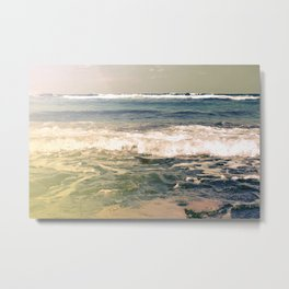 Sea 034 #society6 #home #decor #sea Metal Print