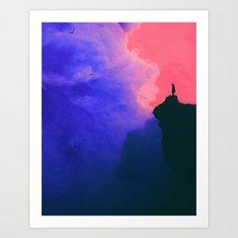 Un nouveau monde Art Print
