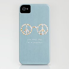You may say i'm a dreamer Slim Case iPhone (4, 4s)