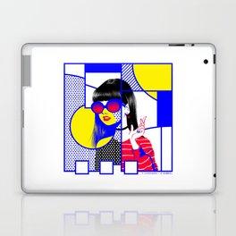 pop art (collab) Laptop & iPad Skin
