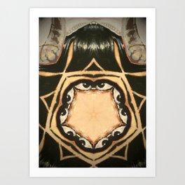 Kaleidoscope P3 Art Print
