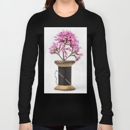 Wooden Vase Long Sleeve T-shirt