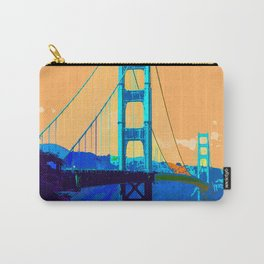 Golden_Gate_Bridge_010 Carry-All Pouch