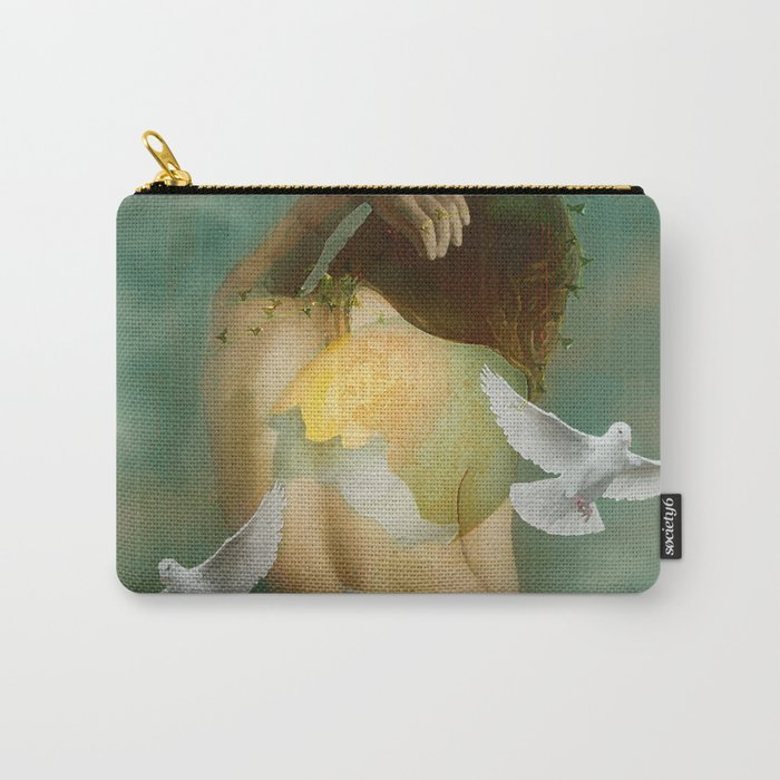 Hatching Carry-All Pouch