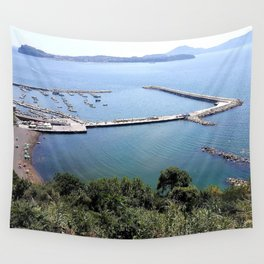 Naples,Italy-Monte Di Procida Wall Tapestry