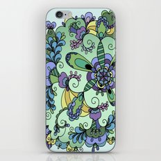 Leafy greens iPhone & iPod Skin