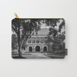 1906 photo of the Law School at Harvard College Carry-All Pouch