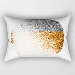 Half full moon Rectangular Pillow